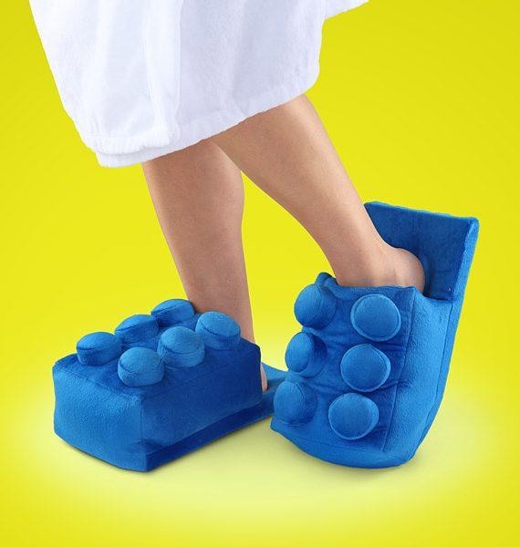 Papuci Lego