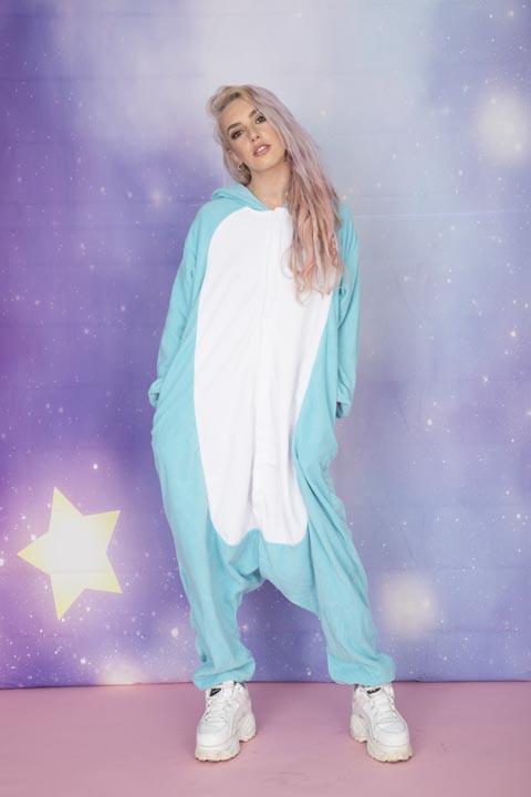 Pijama Salopeta Unicorn