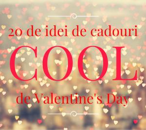 20 de idei de cadouri cool de Valentine's Day