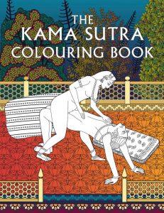 Carte de Colorat pentru Adulti Kama Sutra