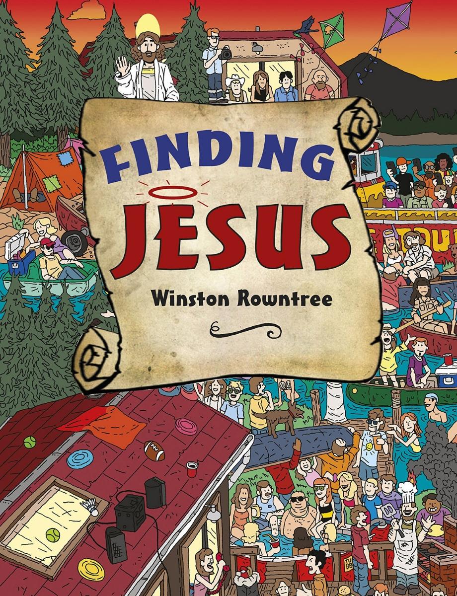 Cartea Gaseste-l pe Isus