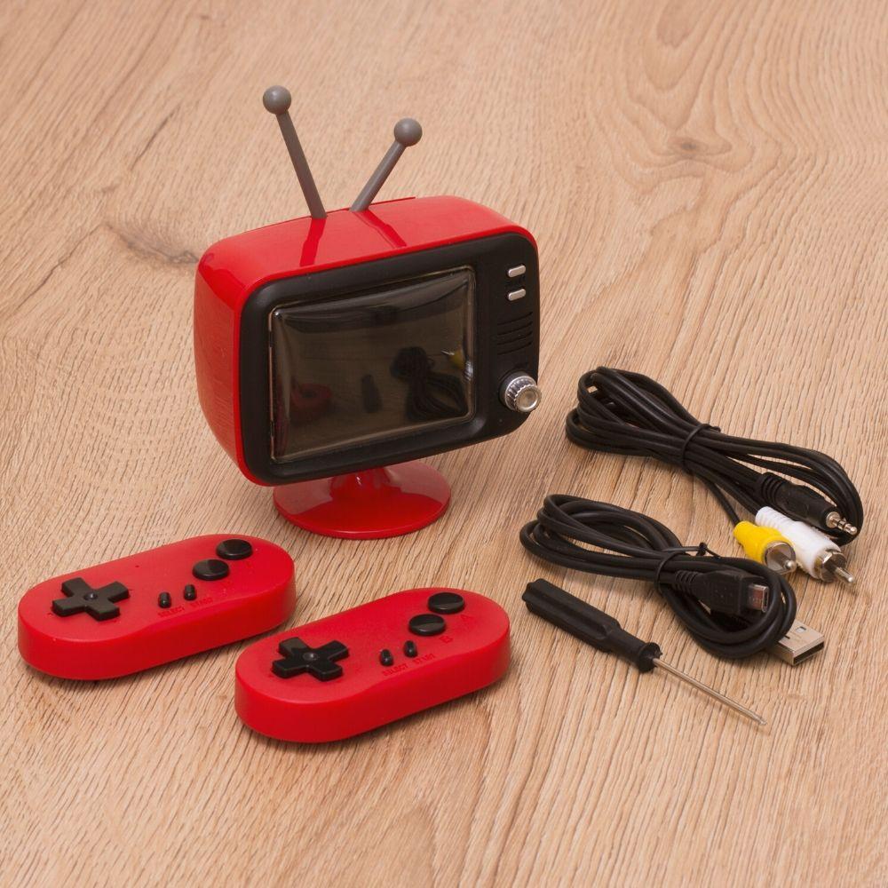 Consola Retro Mini TV